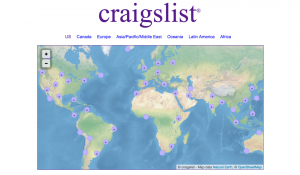 Craigslist is also a marketplace for freelancing gigs